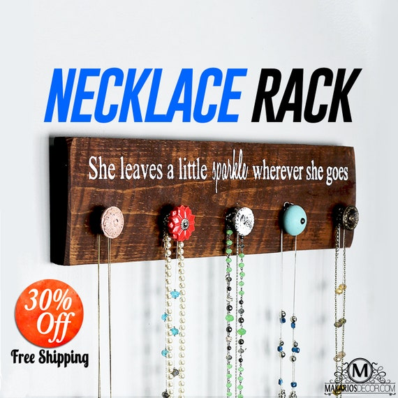 Christmas Presents For Women.Christmas Gift Christmas Gifts Ideas Best Christmas Presents Gift For Women Gift For Wife Holiday Christmas Gift For Kids Necklace Rack