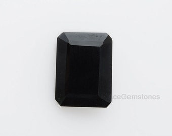 Details about  /50/% Off Sale Natural Black Onyx 7X9 mm Octogon Faceted Cut Loose Gemstone JA-3