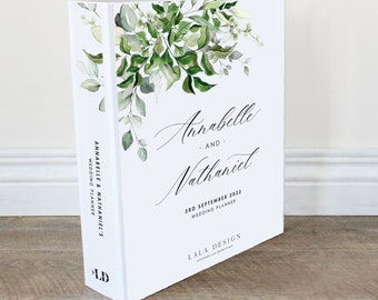 In the Orchard - Wedding Planner File / Book - Australian Seller