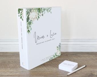 Parker Estate - Wedding Planner File / Book - Australian Seller