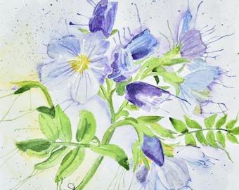 PRINTS: Flowers