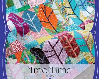 Tree Time - An Urban Folk Pattern from Blue Nickel Studios - PDF Download