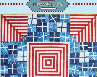 New Glory - An Urban Folk Pattern from Blue Nickel Studios - PDF Download