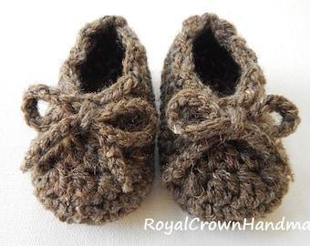 Baby Boy Shoes, Crochet Baby Shoes, Newborn Booties, Infant Shoes, Baby Shoes, Newborn Shoes, Infant Booties