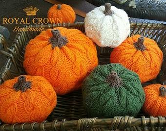 Knit Pumpkin, Thanksgiving Table Decor, Fall Pumpkins, Wedding Pumpkin, Best Selling Items, Fall Decor, Cable knit pumpkin, Fall Wegging