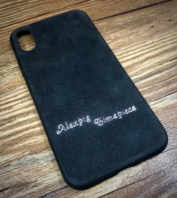 iPhone X cases, iPhone cases, iPhone Leather cases, iPhone 8, iPhone 8 Plus, Suede leather, Personalised iPhone Cases, FREE SHIPPING
