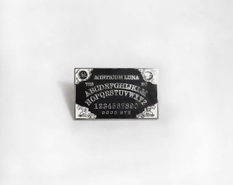 Ouija Board Pin Badge