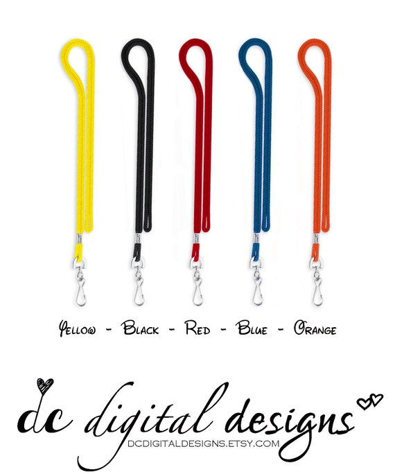 LANYARD Inspired By MINNIE Charm With Safety Clasp And FREE Pass Holder