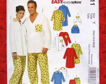 bc2a391854 McCall s Easy Sewing Pattern M5511