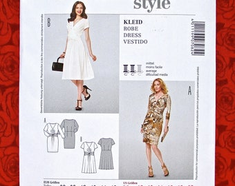 352f7505ab6 Burda Sewing Pattern 7082