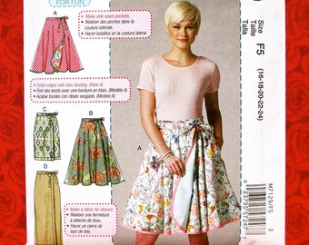 Long Skirt Pattern Etsy