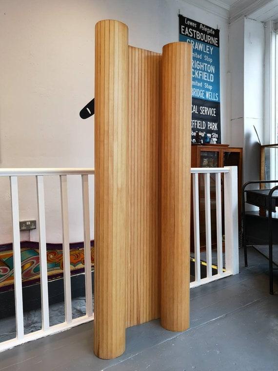 Awe Inspiring Sold 1970S Adaptable Habitat Room Divider Screen In Pine Interior Design Ideas Tzicisoteloinfo