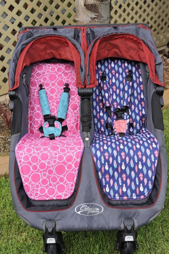 City Mini Gt Double Pram Liner Pattern Pdf Sewing Pattern For Baby Jogger City Mini Gt Double Pram Stroller