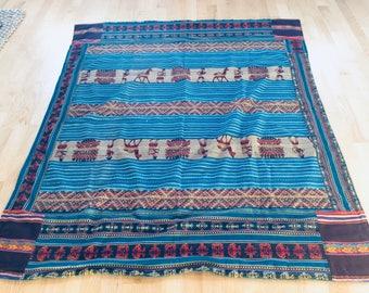 Peru its Fabric in lap quilt