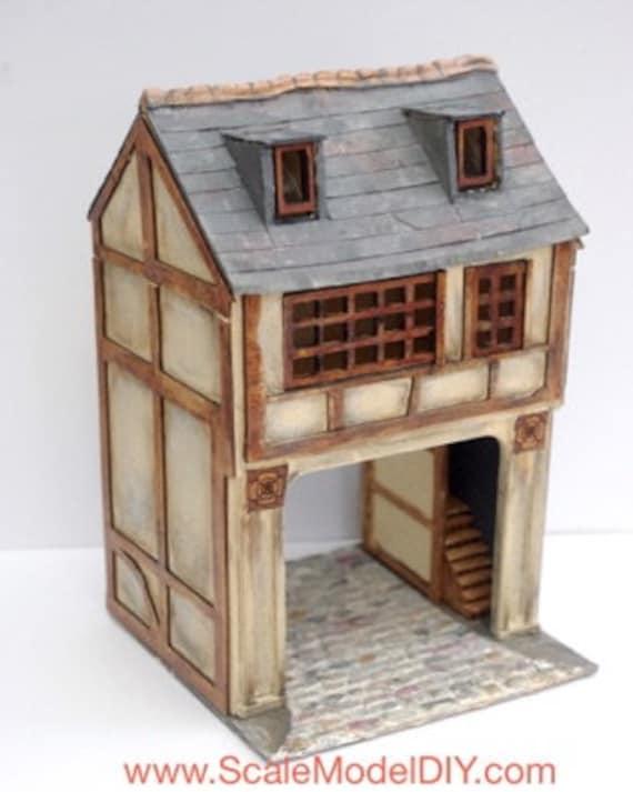 Maison de poupées miniature 12th échelle modèle d/'une machine à coudre