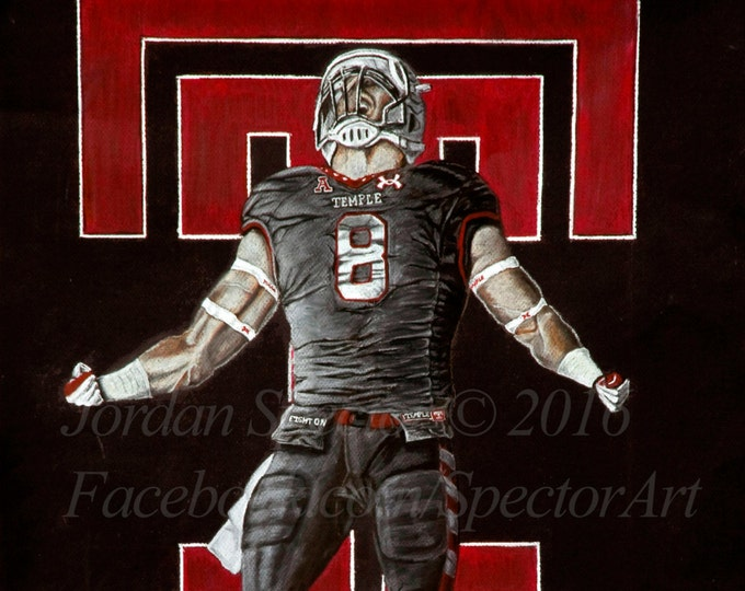 """ We the T "" Tyler Matakevich Art Print"