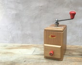Leinbrock 510 - 1960s vintage East German manual conical burr coffee grinder コーヒーグラインダー RECONDITIONED AND SERVICED