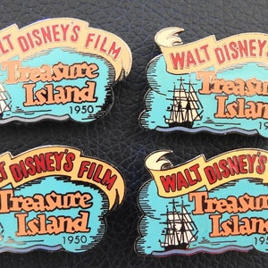 Daisy Donald Scrooge Mickey Mouse from Disney pins 4 qty Magnets