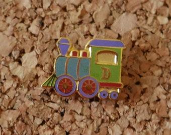 Smaller Disney Pin Train Engine