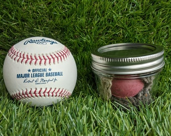 Inside Baseball Jar