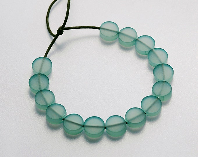 Adjustable Plexiglas bracelet, color bracelet