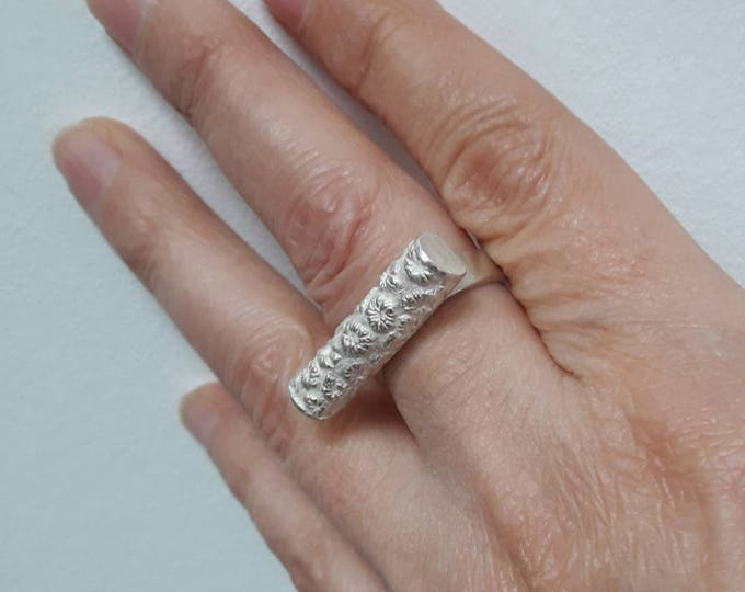 Ring made of 925 sterling silver
