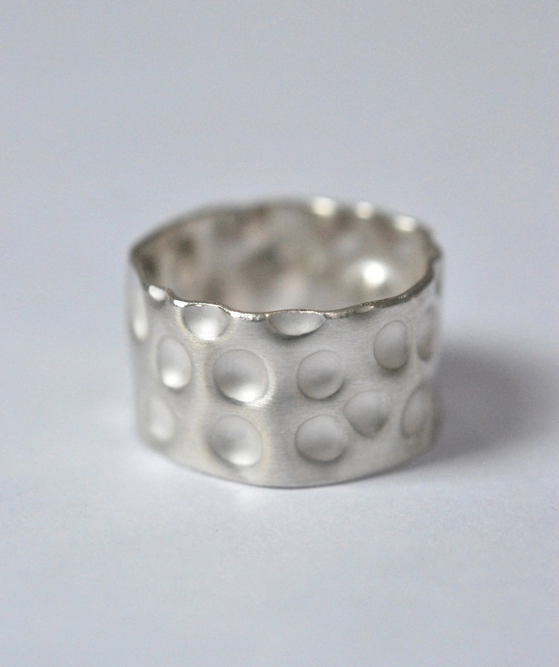Silver ring 925 ring for women ring for men image 0