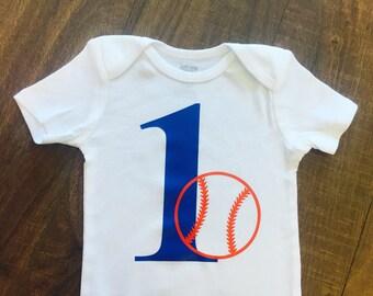 Baseball | First Birthday Boys | Ball First Birthday Boys
