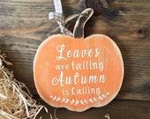 Pumpkin Decor, Rustic Fall Decor, Autumn Decor, Halloween Decor, Rustic Wood Sign, Fall Gift Ideas