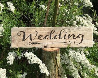 Rustic Wedding Signs. Wooden Wedding Signs. Wedding Decor. Rustic Wooden Signs. Wedding Sign. Pretty Wedding Signs