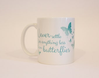 Personalised Mug with Quote/Name of your choice