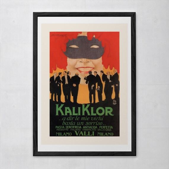 La locandina italiana di antica manifesto pubblicitario  fcb37a1b877e