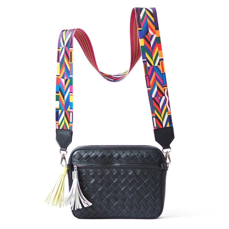 Crossbody Pocket Unique Handbags Handmade Handbag Leather image 0