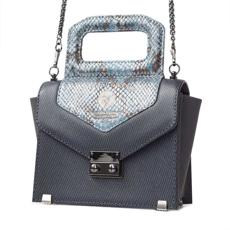 Leather Crossbody  Women's Crocus Unique Handbags image 0