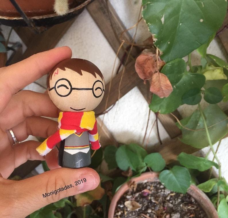 Harry Potter Kokeshi by Monigotadas / Harry Potter 295 image 0