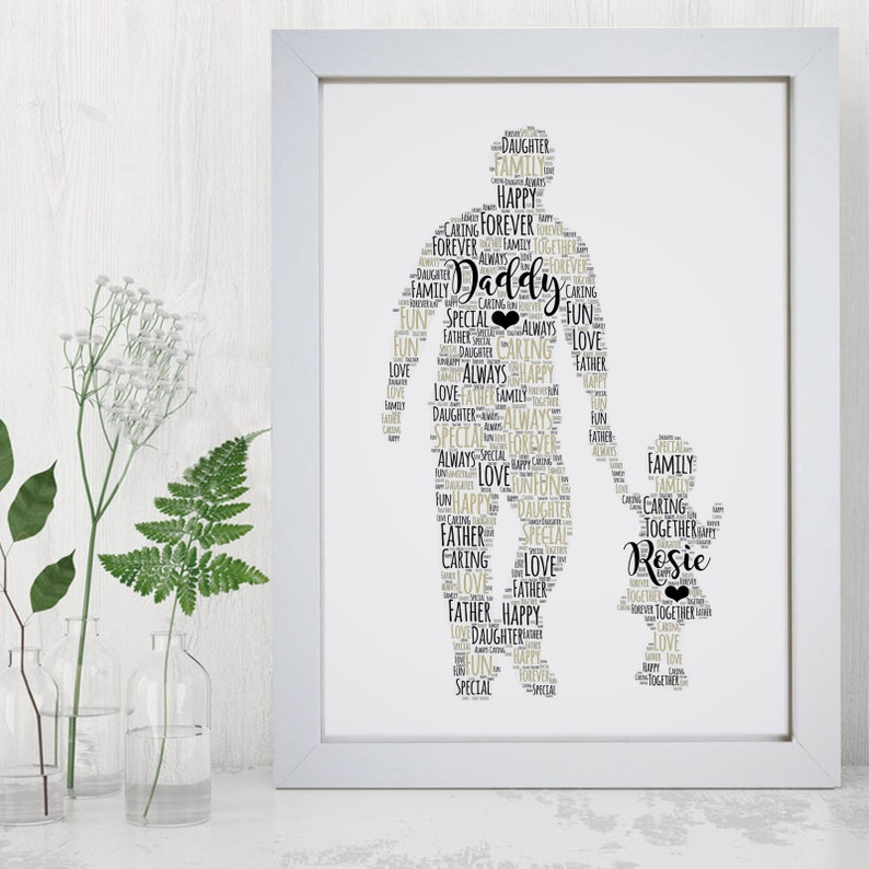 Personalised Model Areoplane Father/'s Day Gift for Dad Grandad Uncle Fathers Day