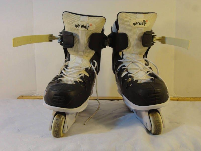 AirWalk aggressive Inline rollerblade Skates Size 11 slightly  8bbeb2b78