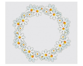 Frame 24 Cross Stitch Pattern