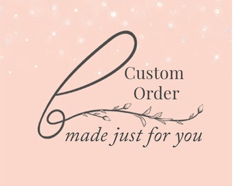 Add on order for Madison for 15 wands