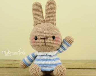 crochet your own classic miffy amigurumi kit by stitch & story ... | 270x340