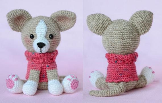Crochet Pattern My Little Chihuahua