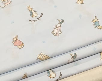 Custom Made Beatrix Potter PETER RABBIT Roman Blind 110cm wide x 130cm drop. Lined and Interlined