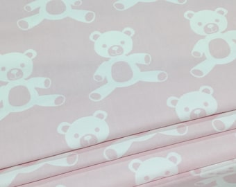 Custom Made Teddy Roman Blind 120cm wide x 120cm drop. Available in 2 colours. Lined and Interlined