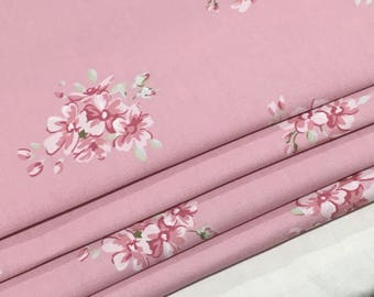 Custom Made Tilly Rose Roman Blind sizes up 130cm wide x 130cm drop.  Lined and Interlined