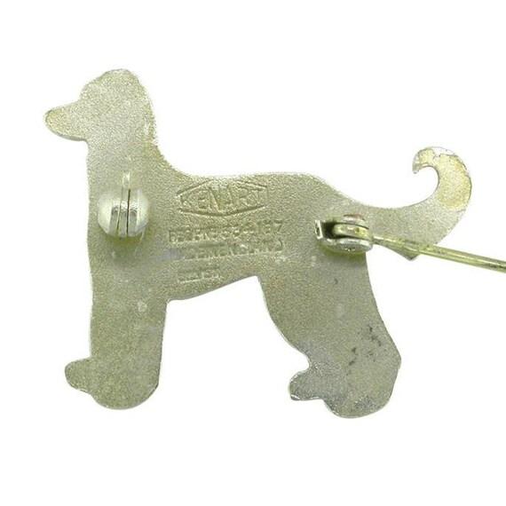 Afghan Dog Brooch - image 2
