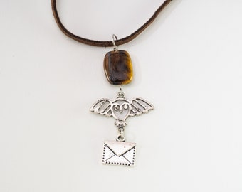 Wizard Letter Necklace