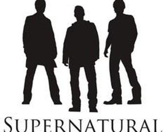 Supernatural Pie Box