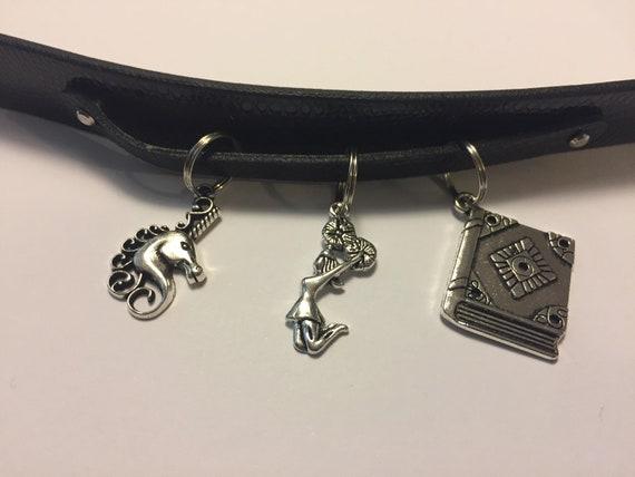 Wynonna Earp \u2018Waverly\u2019 Bronze Charm Bracelet