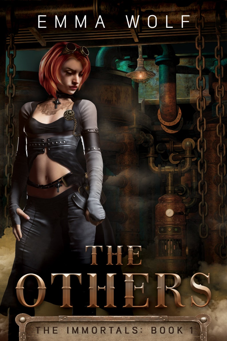 Signed Copy of The Others image 0