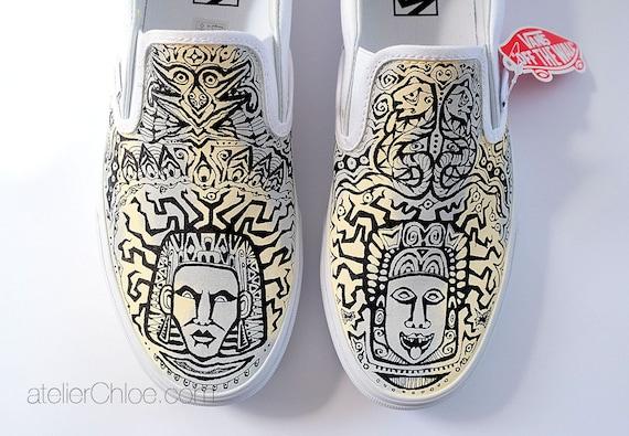 vans azteque